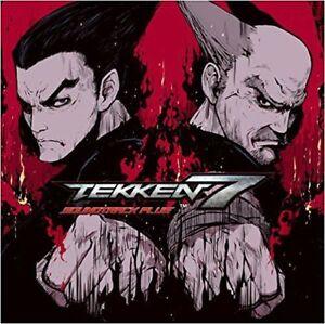 CD-Tekken-7-Soundtrack-Plus-NEW-from-Japan