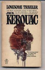 Lonesome Traveler Jack Kerouac 1977 paperback