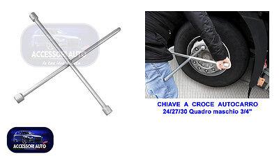 Jago Chiave per ruote chiave per bulloni telescopica in acciaio al carbonio