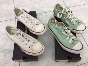 foto di scarpe converse all star