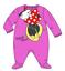 Bebe-Chicos-Chicas-Personaje-100-Algodon-Pelele-Babygrow-Pijamas-Minnie-Mickey miniatura 9