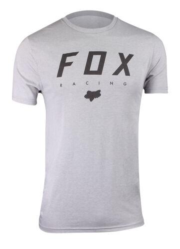 Fox Racing Mens Creative SS Tech T-Shirt Heather Dark Gray