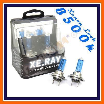 2x H7 Xenon Look Optik Autolampen 12V 55W 8500K Px26d mehr Licht Blaues Licht