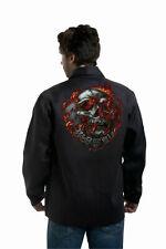 Tillman 9062 Onyx Fr Welding Jacket Weld Or Die Various Sizes Small 3xlarge