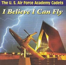 I Believe I Can Fly by U.S. Air Force Band & Singing Sergeants (CD, Jan-2000,...