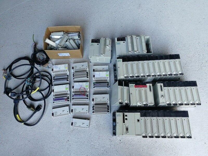 Schneider TSX Series 37, DMZ, DEZ, PSY, DEY, DSY, AEY, P57, ETY, 170, BLY, Used