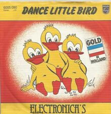 Electronica's - Dance Little Band / The Marching Tin Soldier (Vinyl-Single 1980)