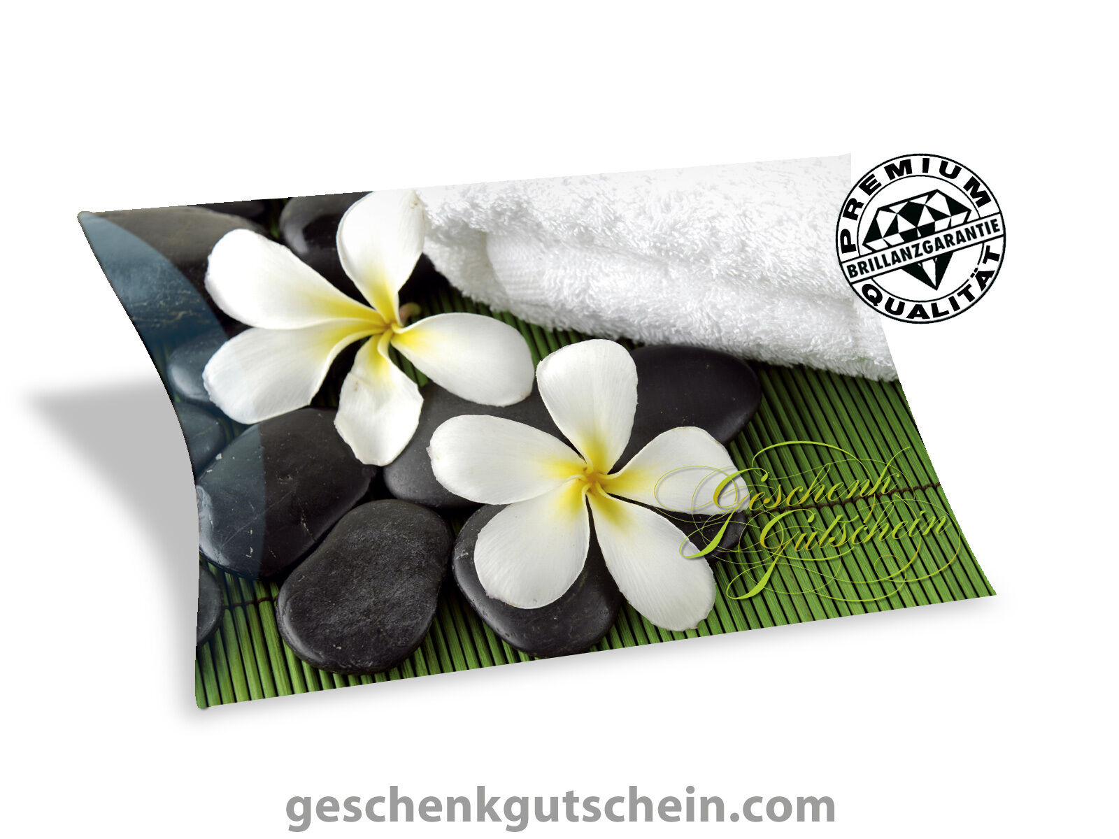 Premium Gutschein Boxen für Massage Wellness Spa MA314  | Shopping Online