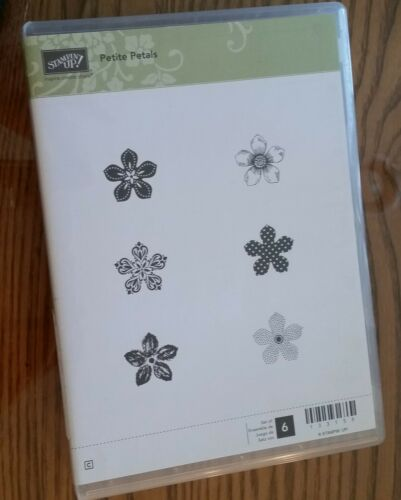 You Choose Gently Used Stampin/' Up Clear Mount Stamp Sets Retired
