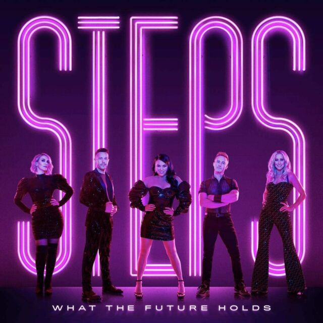 Steps - What The Future Holds (With Exclusive Signed Christmas Card)