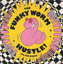 DISCO 45 Giri   The Funky Worm  - Hustle!