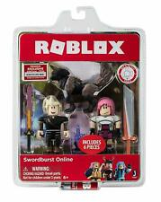 ROBLOX Series 1 Gold Mystery Figurine Set of 2 With Virtual