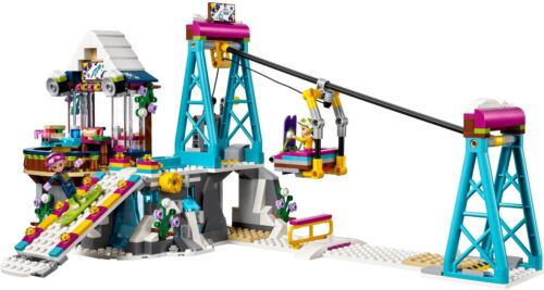 En Lego Ski Lift Friends la estaci 41324 ArHRUIwr