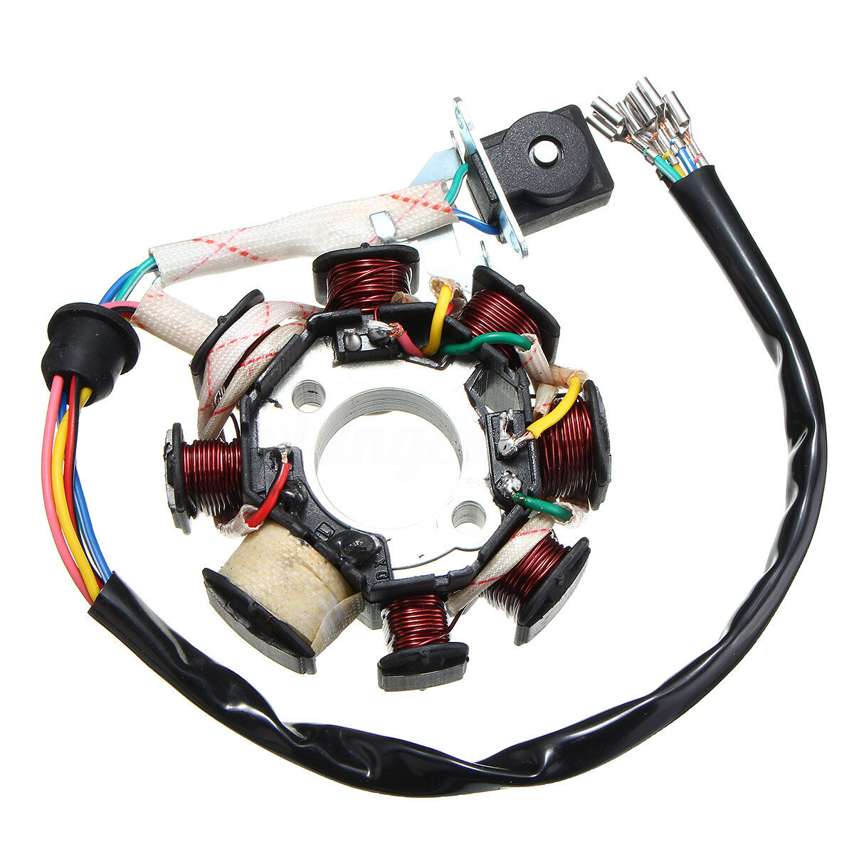 100cc Aeon Cobra Wiring Diagram Wiring Loom Harness Compatible With