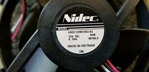 Nidec-U92C12MS1B3-52-Fan-Motor-DA81-06013A