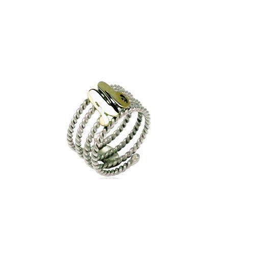 Anello incisione nome donna argento 925 rodiato,artigianale enfasi gioielli