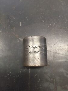 """Snap-on 3//8/"""" Drive 6 Point Shallow Impact Socket IFM240 3//4/"""" TO IMF120 3//8/"""""""