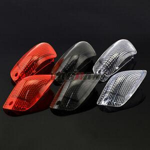 Front Turn Signal Light Blinker Lens For Kawasaki Zzr1100d