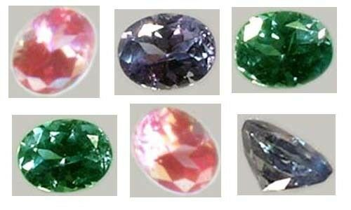 19thC Antique Handcrafted ¼ct Natural Russian color-Change Alexandrite Gem
