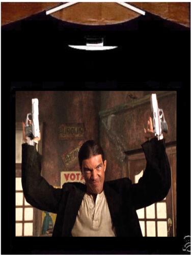 Desperado T Shirt; Antonio Banderas Desperado Bar Scene Fight Tee Shirt