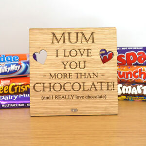 Personalised mum love list  Mothers day present  Birthday present for mum mummy mom mother  Personalised unique gift VA017