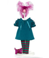 Madame Alexander Favorite Friends Bows And Stripes Outfit For 18 Dolls