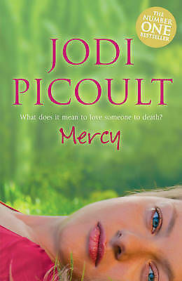 """""""AS NEW"""" Picoult, Jodi, Mercy, Paperback Book"""
