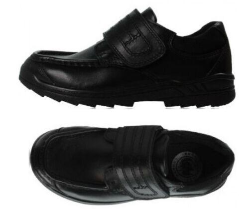 Boys School Shoes Buckle My Shoe BTS Leather Childrens School Shoes Smart Shoes
