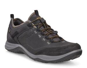 601d69a2 Details about ECCO MEN'S ESPINHO WATERPROOF GORE-TEX WALKING COMFY SHOE