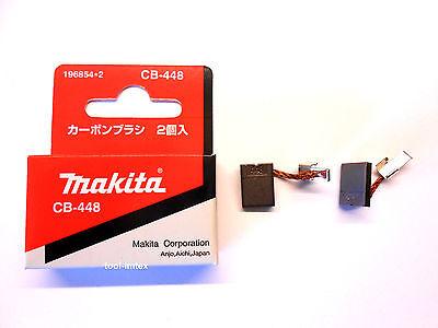 2x Kohlebürsten Motorkohlen für Makita BDF440 BDF441 BDF442 BDF444 BDF446 BDF448