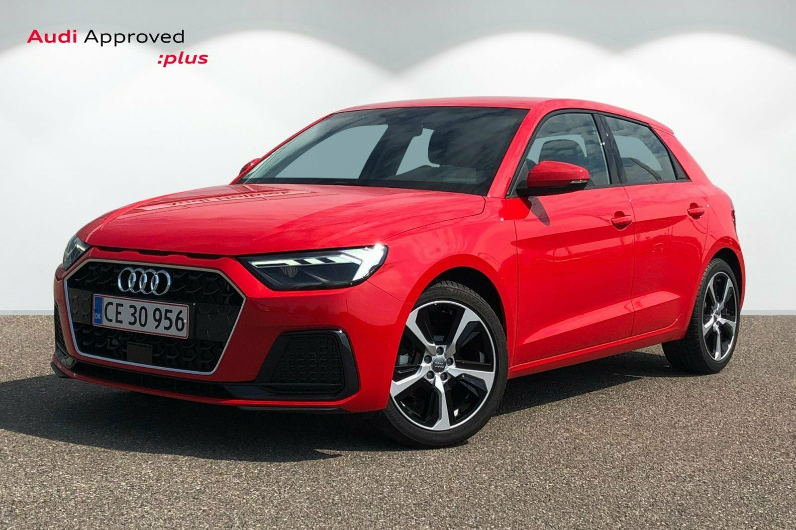 Audi A1 30 TFSi Advanced SB S-tr. 5d - 335.000 kr.