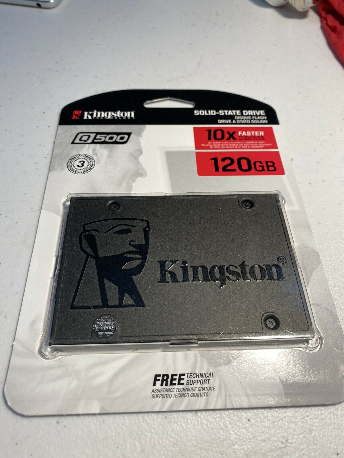 Kingston Q500 120GB 2.5