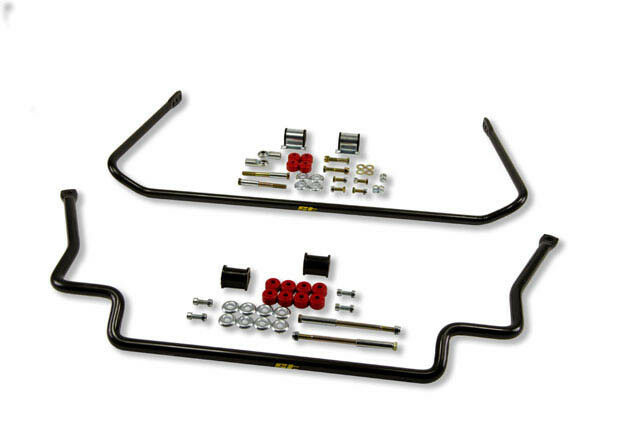 ST Suspension 52006 Front and Rear Anti-Sway Bar Set for Chrysler PT Cruiser Convertible