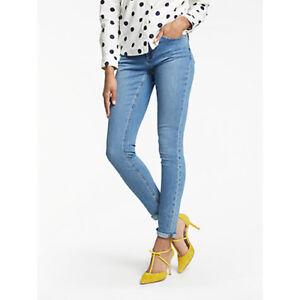 Boden-Hose-Soho-Skinny-Jeans-Roehrenjeans-Damenjeans-Stretch-UK-16-L-EU-44