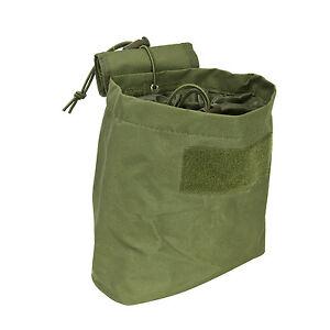 NcStar-CVFDP2935G-OD-GREEN-Tactical-PVC-Small-Utility-Folding-Dump-Pouch