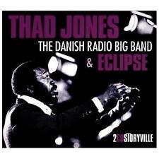 The Danish Radio Big Band & Eclipse [Digipak] by Thad Jones (CD, Jun-2013, 2...