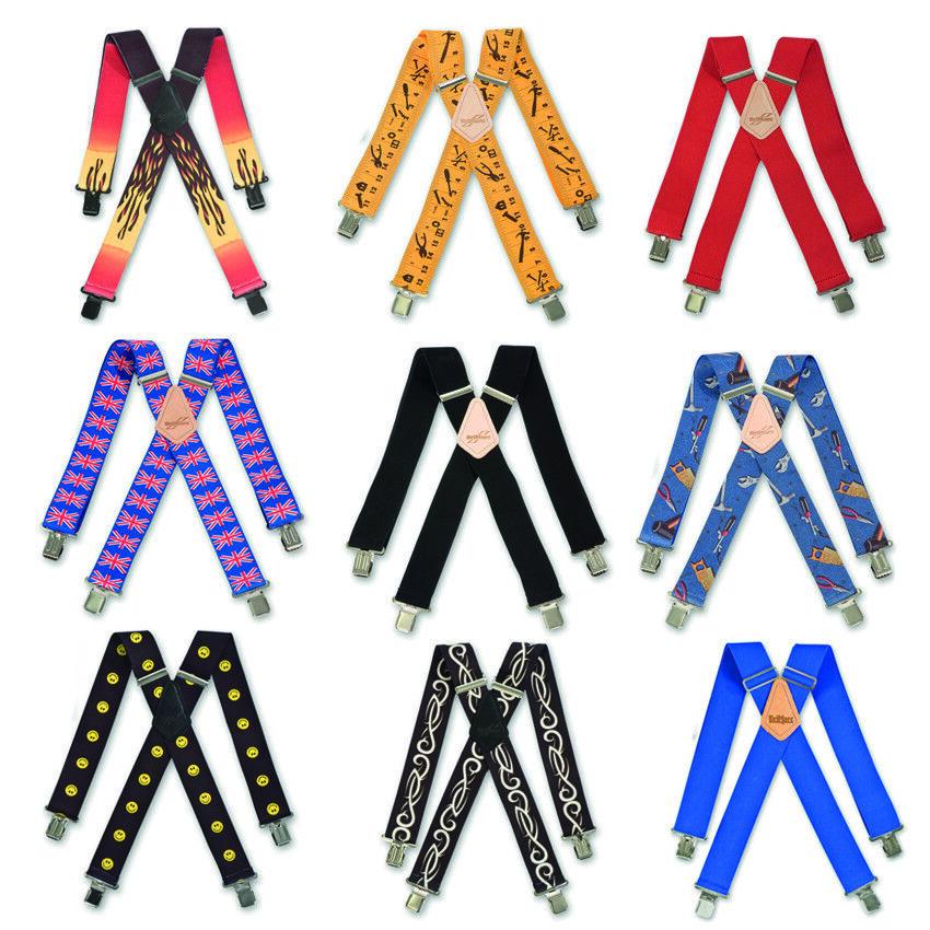 BRIMARC Mens Work Trouser Braces 2