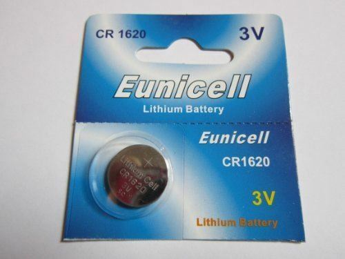 1 Pcs CR1620 CR 1620 - 3V Eunicell Lithium Button Cell Battery Batteries - BRAND