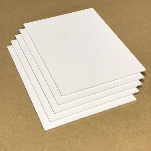Signmaking craft projects 5mm a4 foam board foamex 1 sheet Foamboard