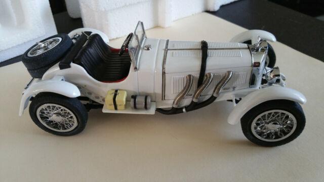 Danbury Mint 1931 Mercedes-Benz SSKL 23 1:24 | eBay