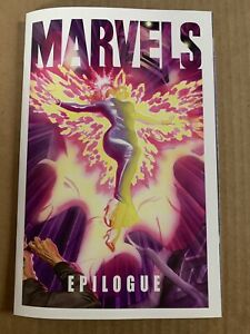 Marvel Comics MARVELS EPILOGUE #1 first printing