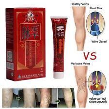30g Varicose Veins Treatment Leg Acid Bilges Itching Bad Vasculitis Cream Comb H