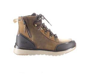 UGG-Mens-Caulder-Chestnut-Ankle-Boots-Size-8-1562711