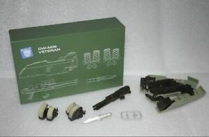 New DR WU DW-M06 Veteran Upgrade Kit for Transformers Movie Hound In Stock