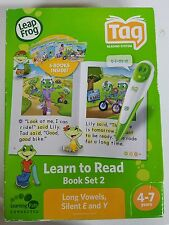 5 Pack Leapfrog Enterprises Tag Learn To Read Phonics