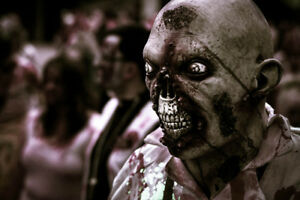 Scary-Zombie-in-the-Canberra-Zombie-Walk-Photo-Art-Print-Poster-12x18-inch
