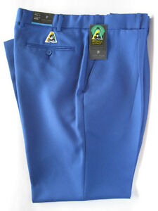 New-City-Club-Men-039-s-Royal-Blue-Trousers-Only-83-with-Free-Postage