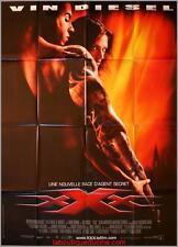 XXX Movie Poster / Affiche Cinéma VIN DIESEL ASIA ARGENTO