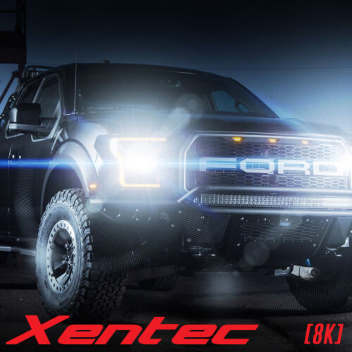 XENTEC Xenon Light HID Kit 35W Slim Conversion 9004 9005 9006 9007 H13 H11 H4