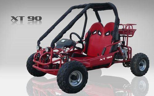 90cc 110cc KINROAD XT90 Buggy Rear Axle Project 20mm 860mm